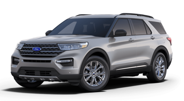 New 2020 Ford Explorer XLT SUV For Sale in Zelienople PA